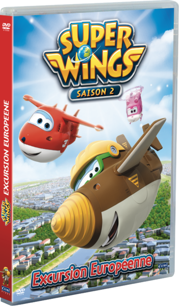 3D_SUPERWINGS- SAISON 2 - VOL.1