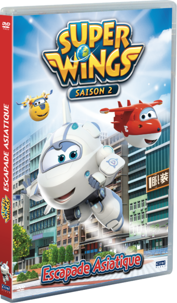3D_SUPERWINGS- SAISON 2 - VOL.2