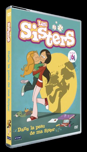 sisters vol1 DVD 3D+M6