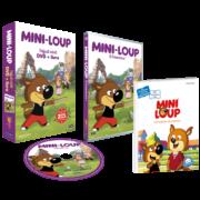 MINI LOUP_3D_COFFRETDVD+LIVRE