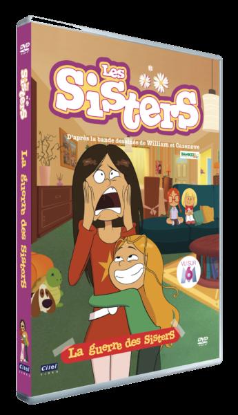 sisters vol4 DVD 3D